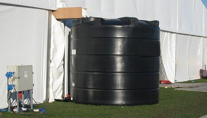 330 Gallon Vertical Water Storage Tank Plastic Vertical Water Tanks Shop By Category Water Storage Storage Tank Water Storage Tanks