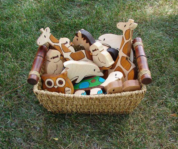 Waldorf toddler toys
