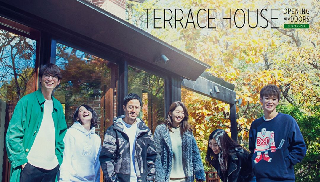 Image result for Terrace House: Opening New Doors  netflix