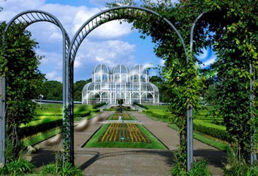 Jardin botanico Curitiba Jardines hermosos Pinterest - Jardines Hermosos