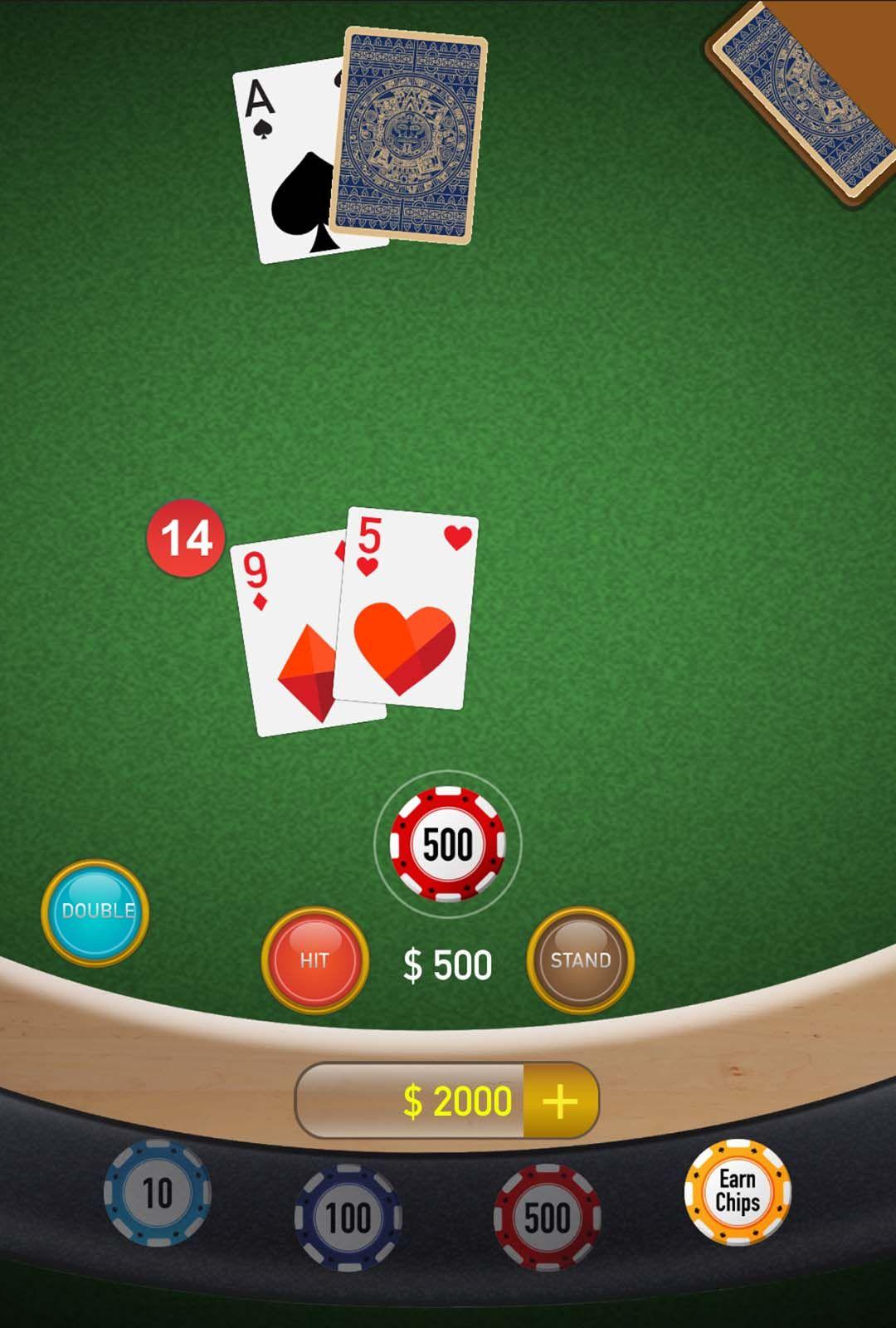 Palms 5 dollar blackjack