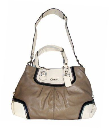 43a1e7abe My new baby!! Coach Ashley Spectator Handbag | My STYle ...
