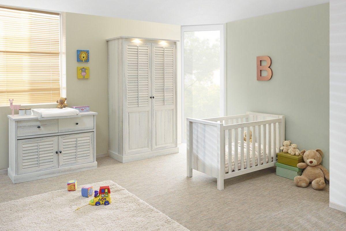 babykamer aruba van meubar - de boomhut | tijdloze babykamers, Deco ideeën