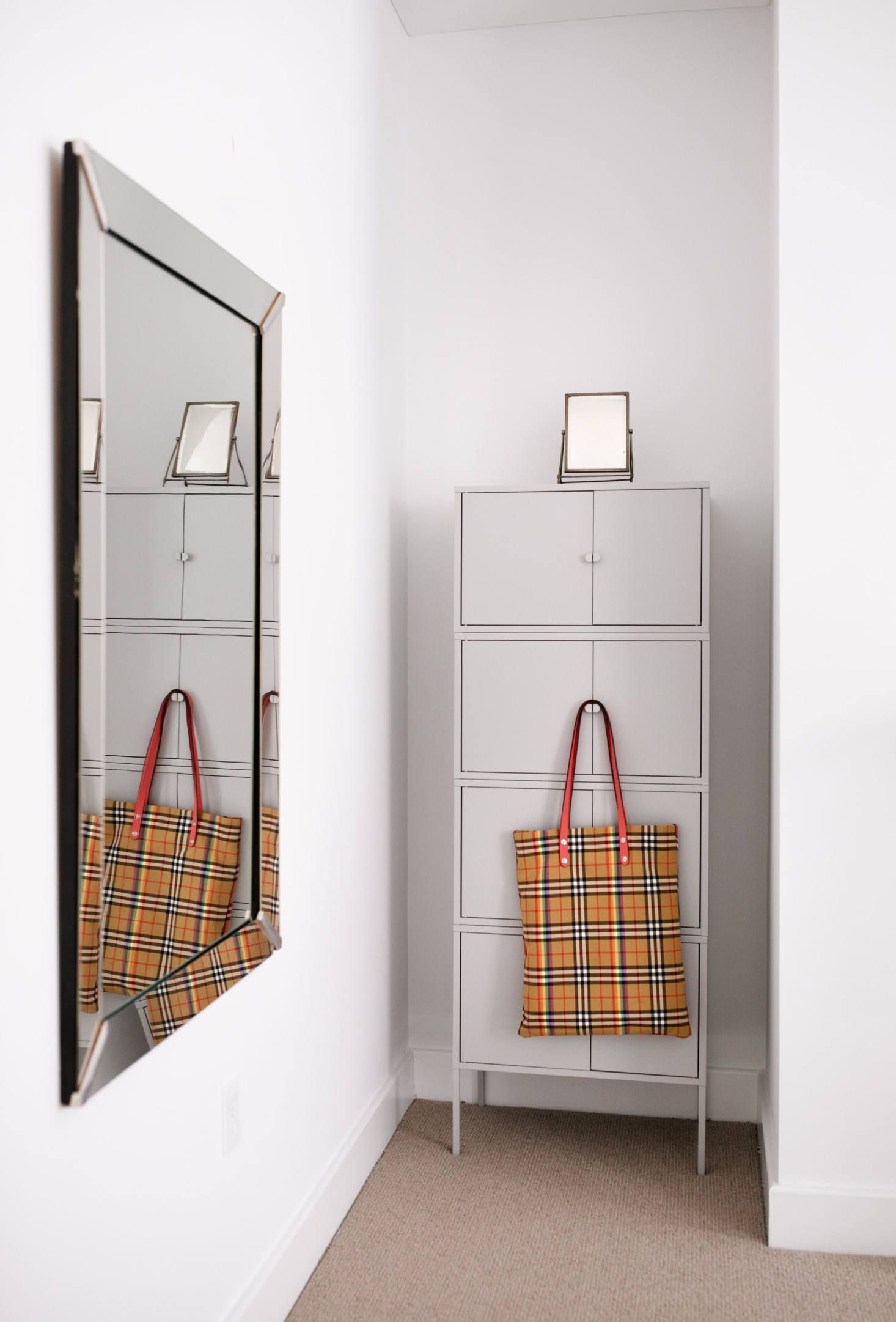 Own It Like You Own It 8 Ways To Personalize Your Rental Designer Edition Remodelista In 2020 Ikea Storage Furniture Ikea Storage Ikea Hack Storage