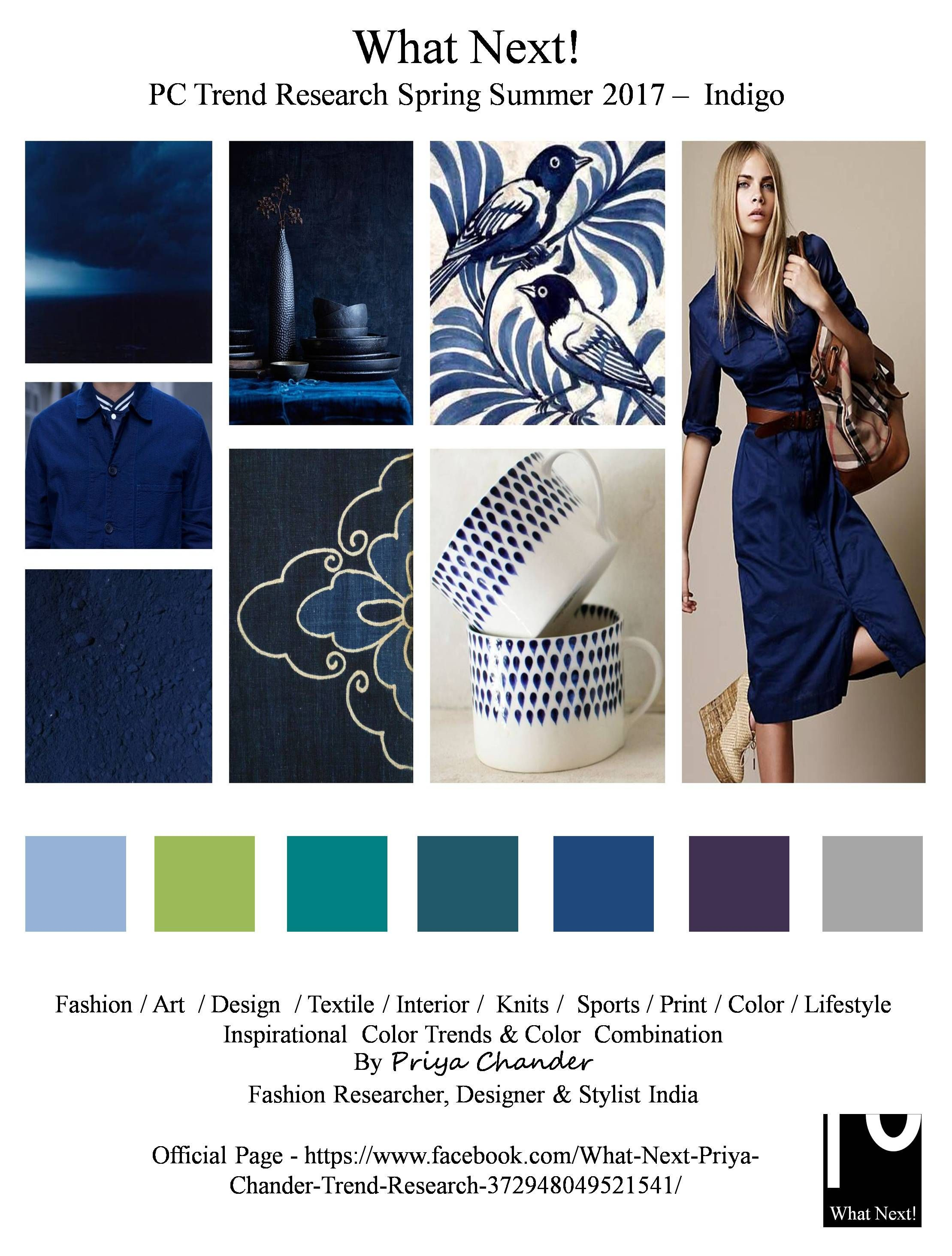 #fashion #indigo #SS17 #indigoblue #denim #blue #colortrends #Caradelevingne #fashionresearch #fashiontrends #dapper #menswear #Burberry #fineart #homedecor #interiordesign #fashionnews #fashionblogger