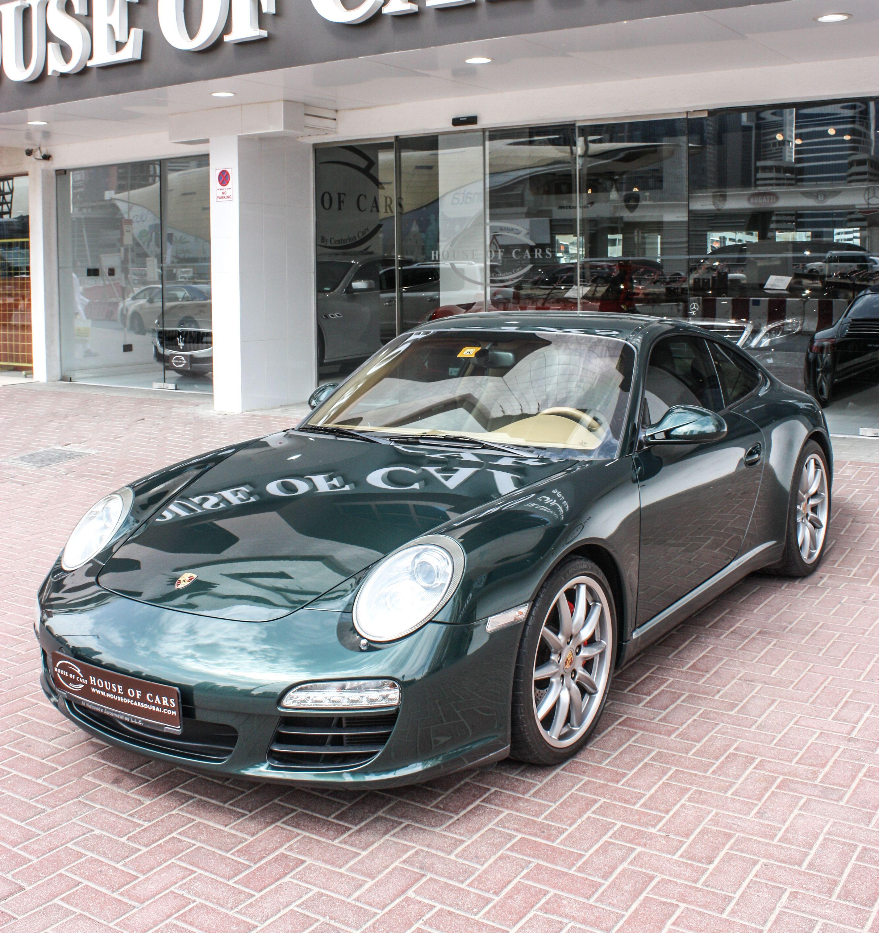 Pin By House Of Cars Dubai On PORSCHE DUBAI