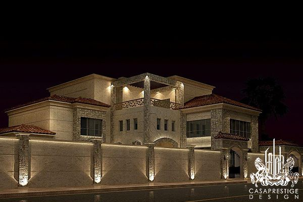 The Villa Boundary Wall Is Like The Picture Frame For Your Private Residence By Appointing Casaprestige To Also Enhance Thi Boundary Walls Villa Design Design