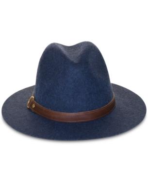 732f338cddd0c Frye Wool Felt Harness Panama Hat in 2019 | Products | Hats, Wool ...