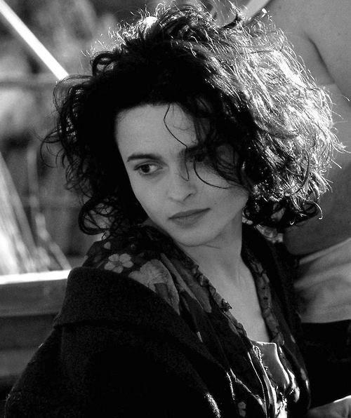 I LOVE Helena Bonham Carter's hair. So much.