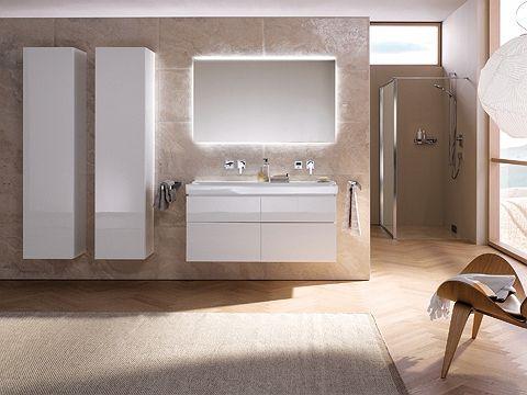 Salle De Bains XENO² Meubles Point Deau Composables Cm - Meuble lavabo salle de bain allia