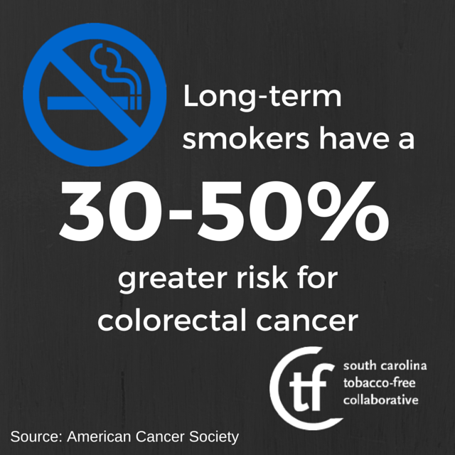 Colon Cancer and Smoking: Deadly Partners — Medium