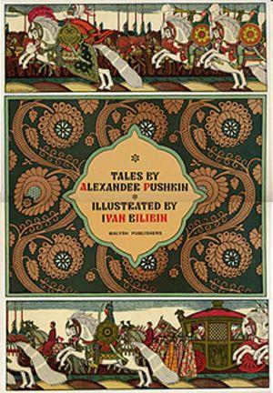 Ivan Bilibine (1876-1942) – Tales by Alexander Pushkin