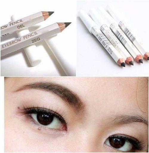 Chì kẻ chân mày Shiseido Eyebrow Pencil (Có hình ảnh) | Kẻ chân ...
