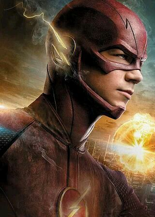 The Flash (Barry Allen)- Grant Gustin