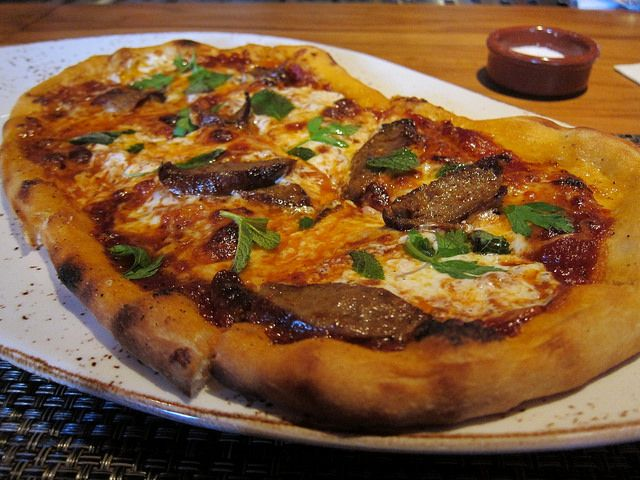 how to make chili oil for pizza