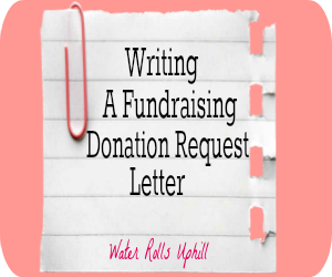 writing a good fundraising donation request letter how to