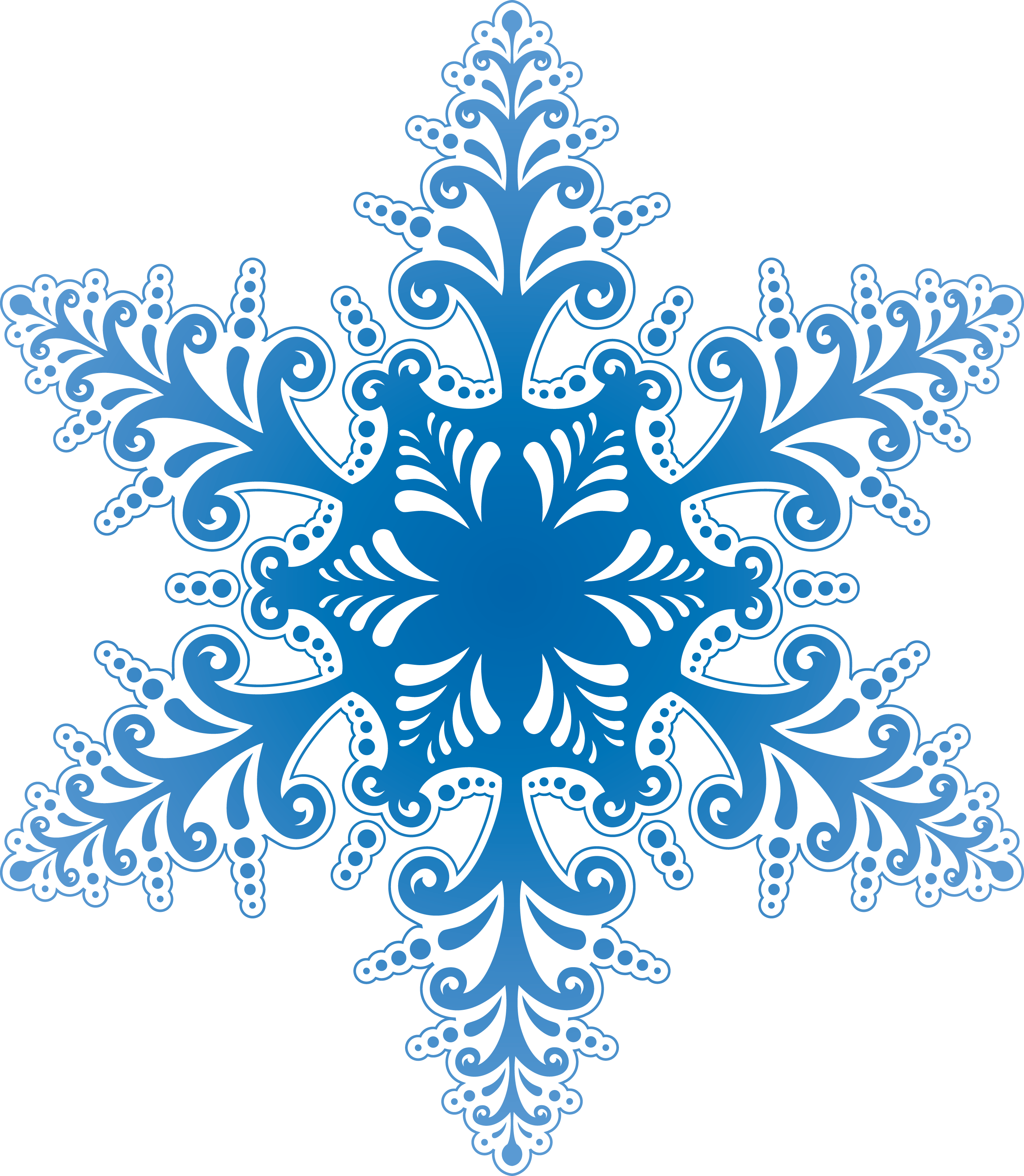 Snowflake PNG image image with transparent background