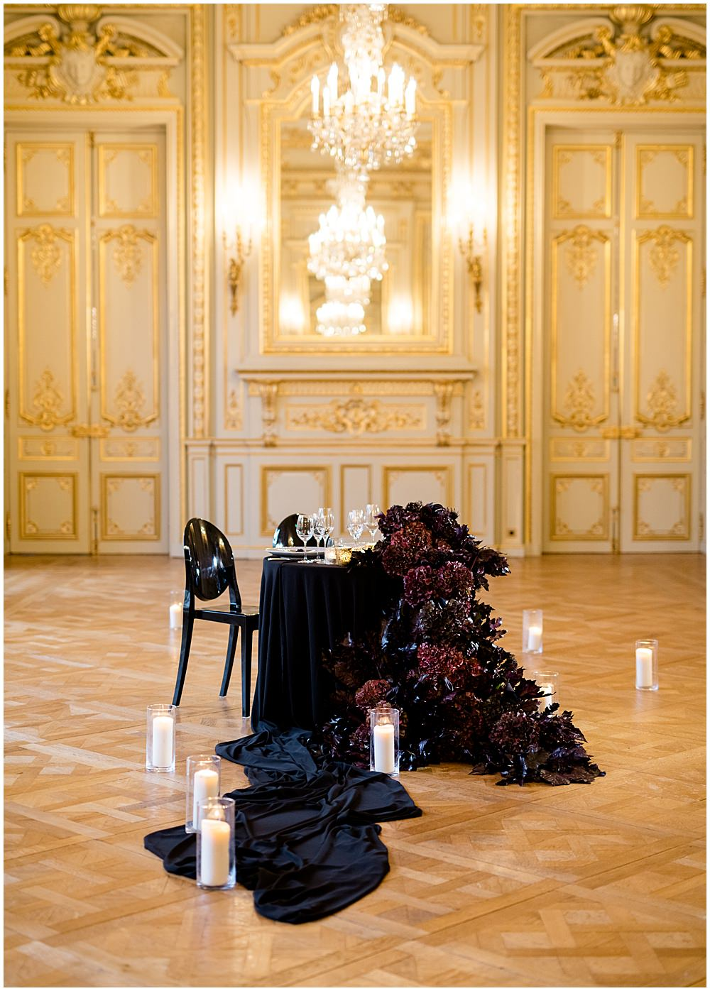 Luxury elopement at The Shangri-la in Paris - Photography ...