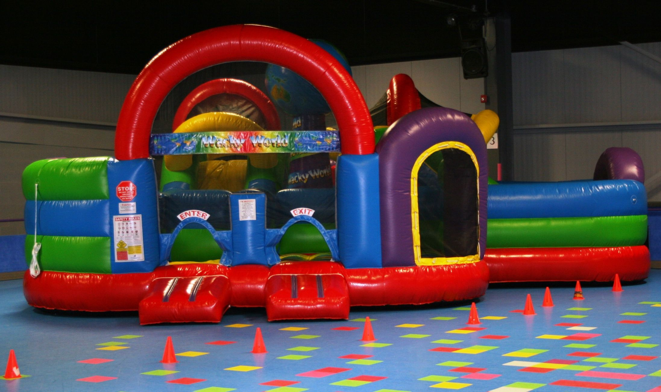 Activity Bounce Birthday Parties At The Castle Fun Center In Chester NY Hudson Valley Orange County New York Amusement Park Thecastlefuncenter