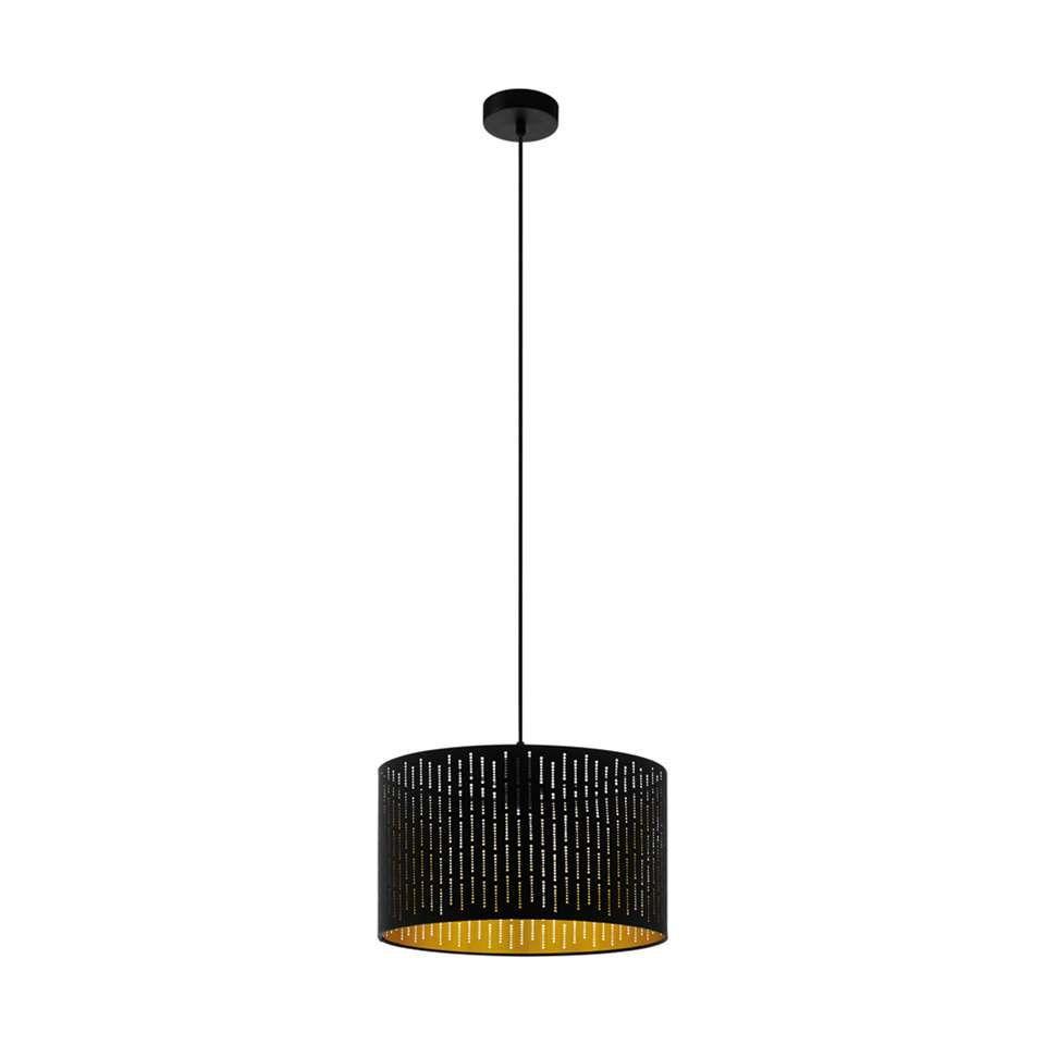 Eglo Hanglamp Varillas Zwart Goud Zwart Goud Hanglamp Goud
