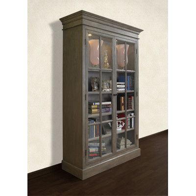 Found it at Wayfair - French Restoration Provence Display Cabinet ...
