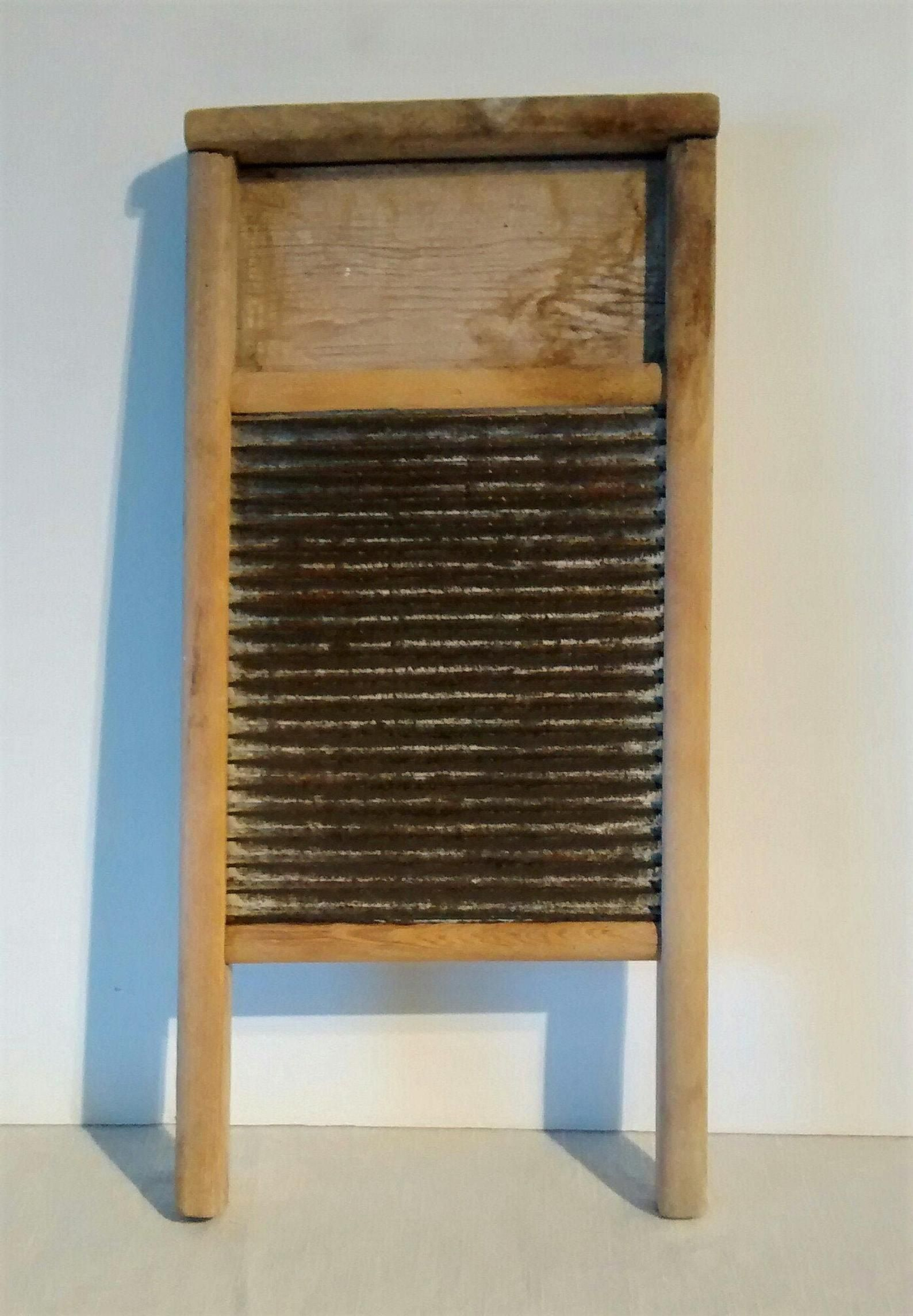 Wbg7 Bwbg7 Galvanized Washboard
