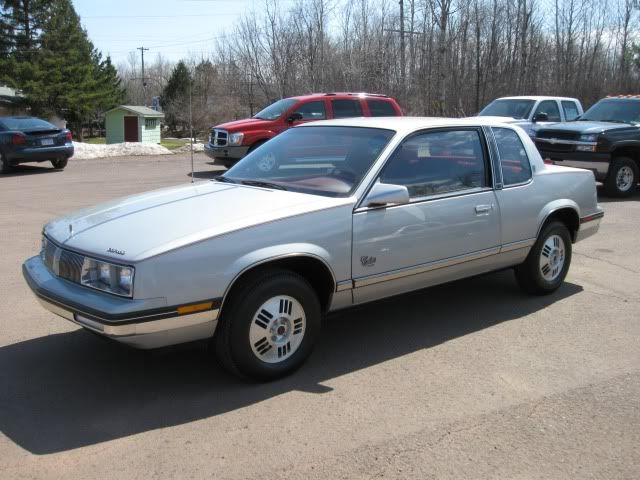My First Car Quad 4 Engine In White Oldsmobile Calais Olds
