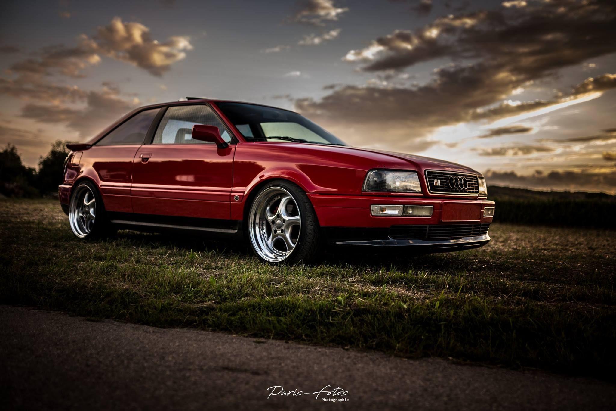 Foto Van Paris Fotos Audi Coupe