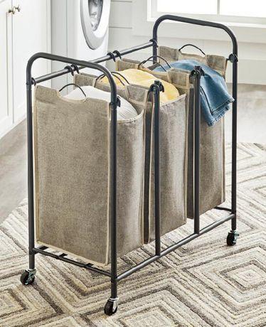 Mainstays 3 Bin Sorter Grey Products In 2019
