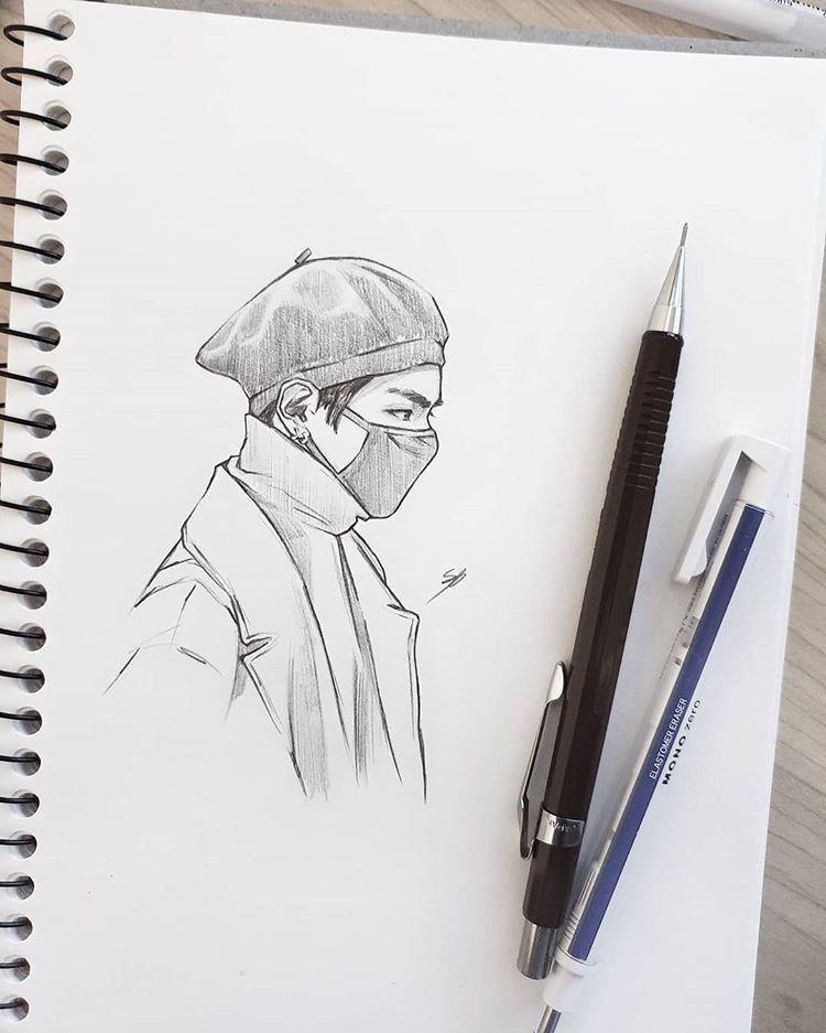 Photo of Фоточки корейцев – Рисунки для срисовки