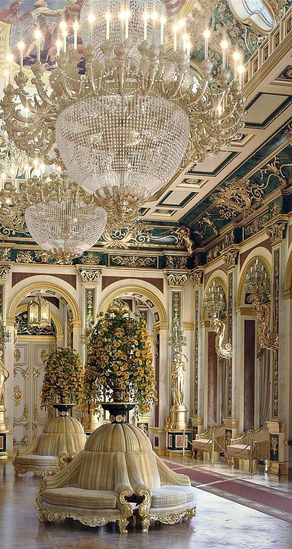 palace of the king ��� �� luxury interior design