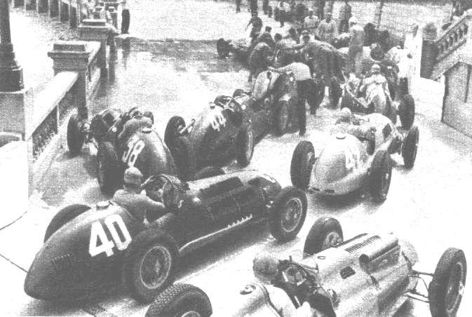 F1 1950 - Monaco GP   Monaco, Grand prix