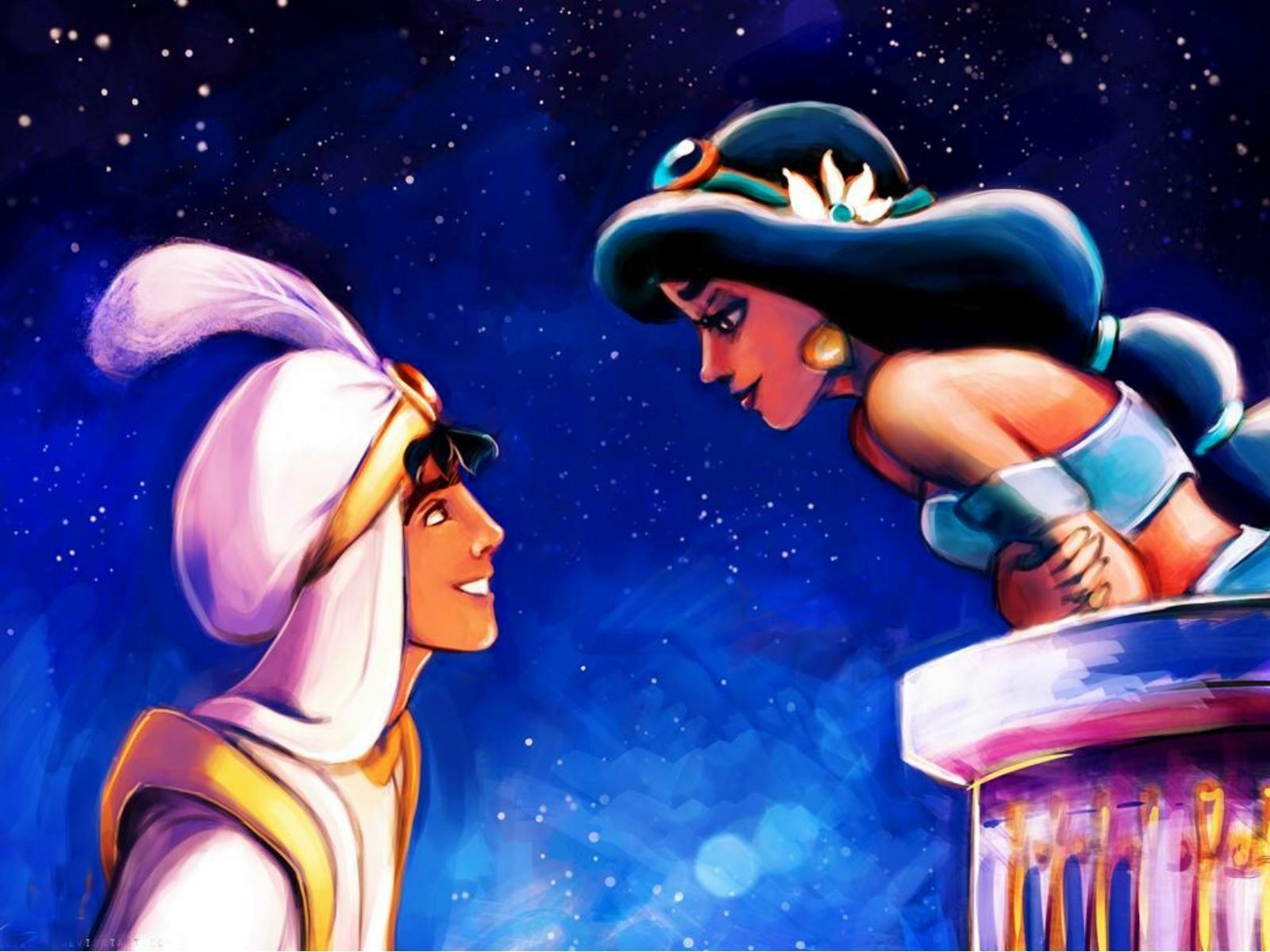 Aladdin Cartoon Wallpaper For Desktop Free To Download