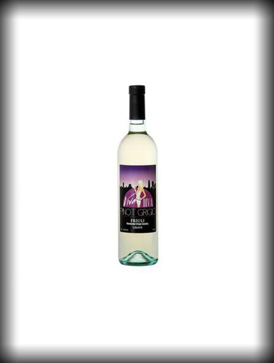 Pinot Grigio, NV. Viva Diva