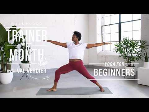 for august's trainer of the month club yogi val verdier