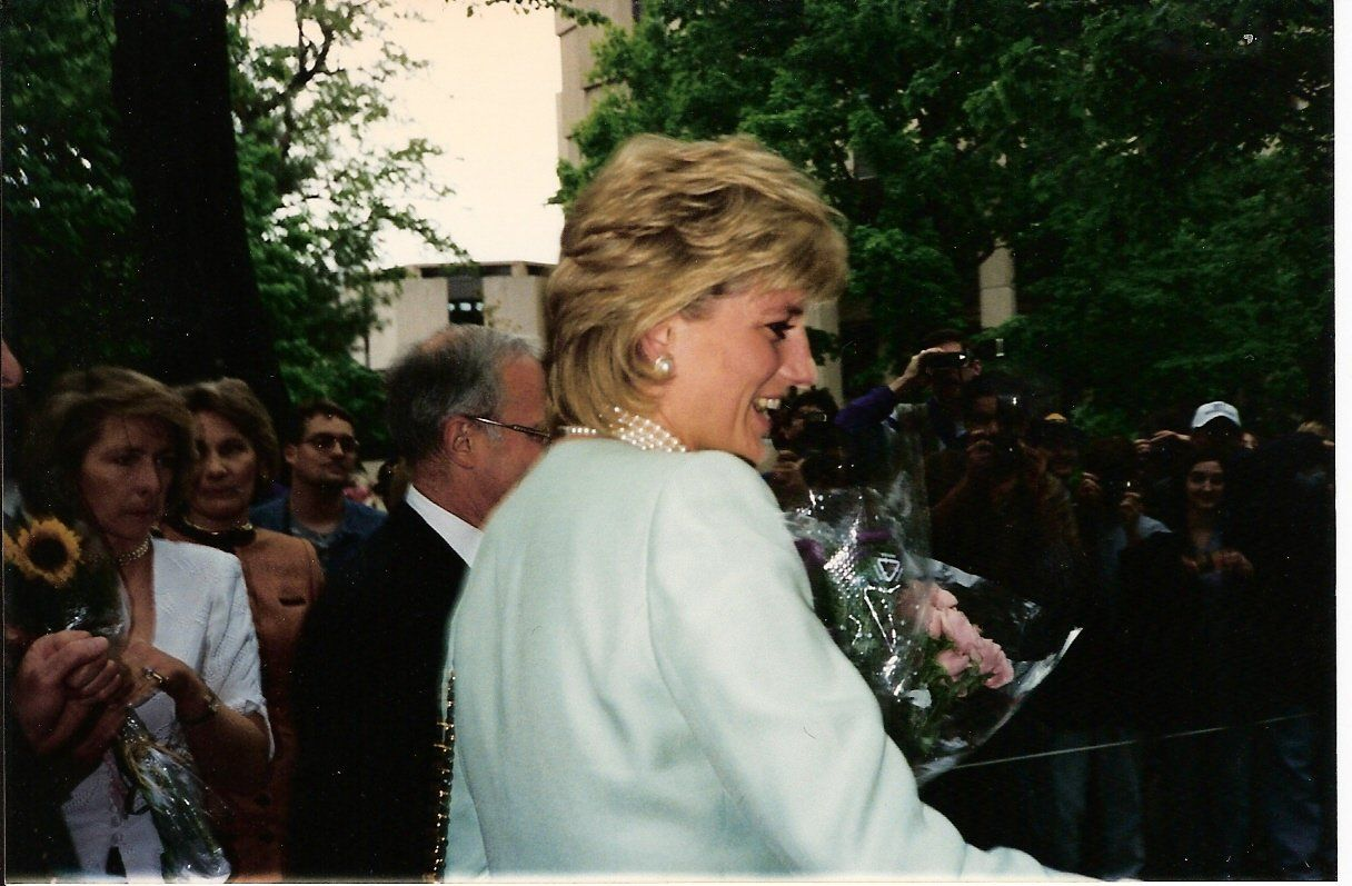 Princess Diana Chicago 1996
