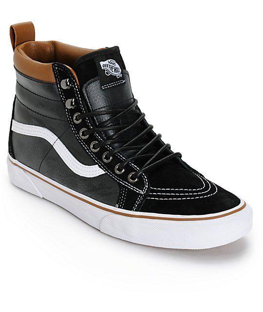Vans Sk8-Hi MTE Skate Shoes   Zumiez