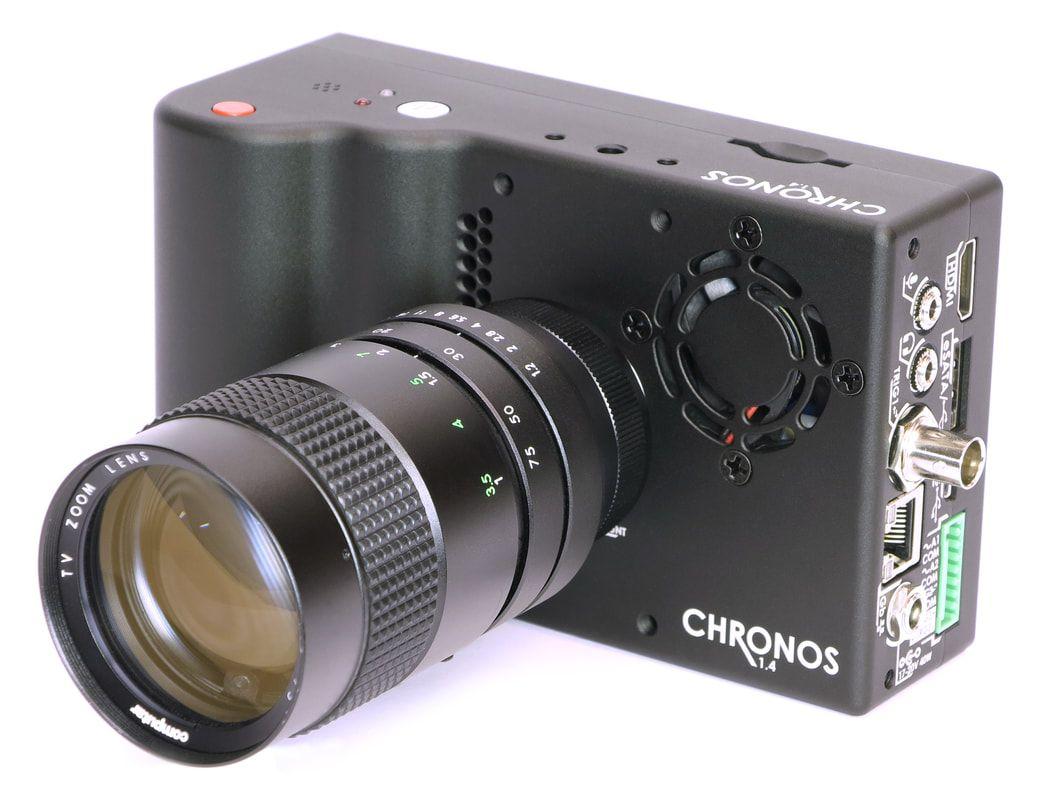 Chronos High Speed Camera High Speed Camera Camera Cameras And Accessories