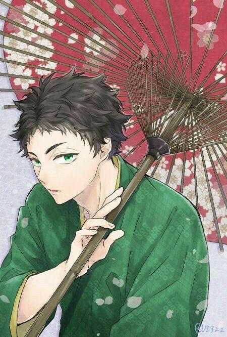Las mejores versiones de Haikyuu! 🏐🏐🏐 - Kimono Haikyuu!!! 1/3 👘👘👘