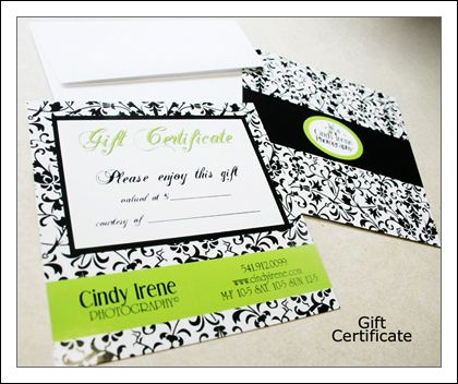 Gift certificate layout packaging ideas Pinterest Product - certificate layout