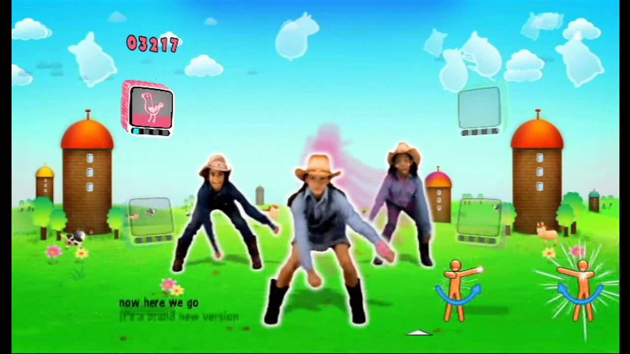 Just Dance Kids The Hamster Dance Song Kids Dance Hamster Dance