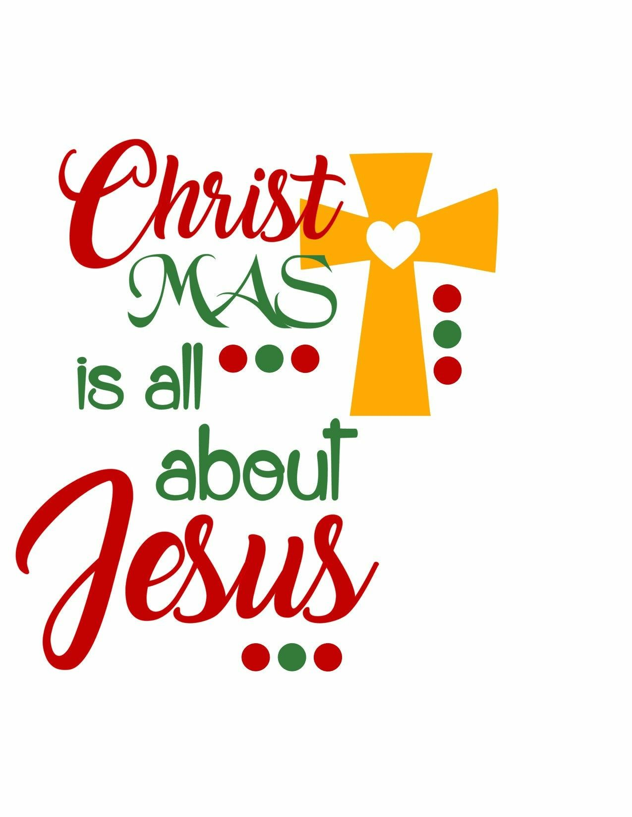 Excited To Share The Latest Addition To My Etsy Shop Christmas Svg Jesus Svg C Christmas Shirts For Kids Cricut Christmas Ideas Christmas Projects For Kids