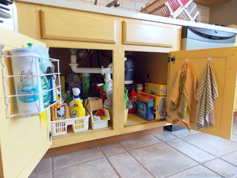 65 Ingenious Kitchen Organization T…