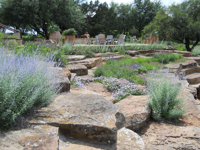 Commercial Landscape Planning And Development West Texas Ranch Landscape Plans Landscape Landscape Design