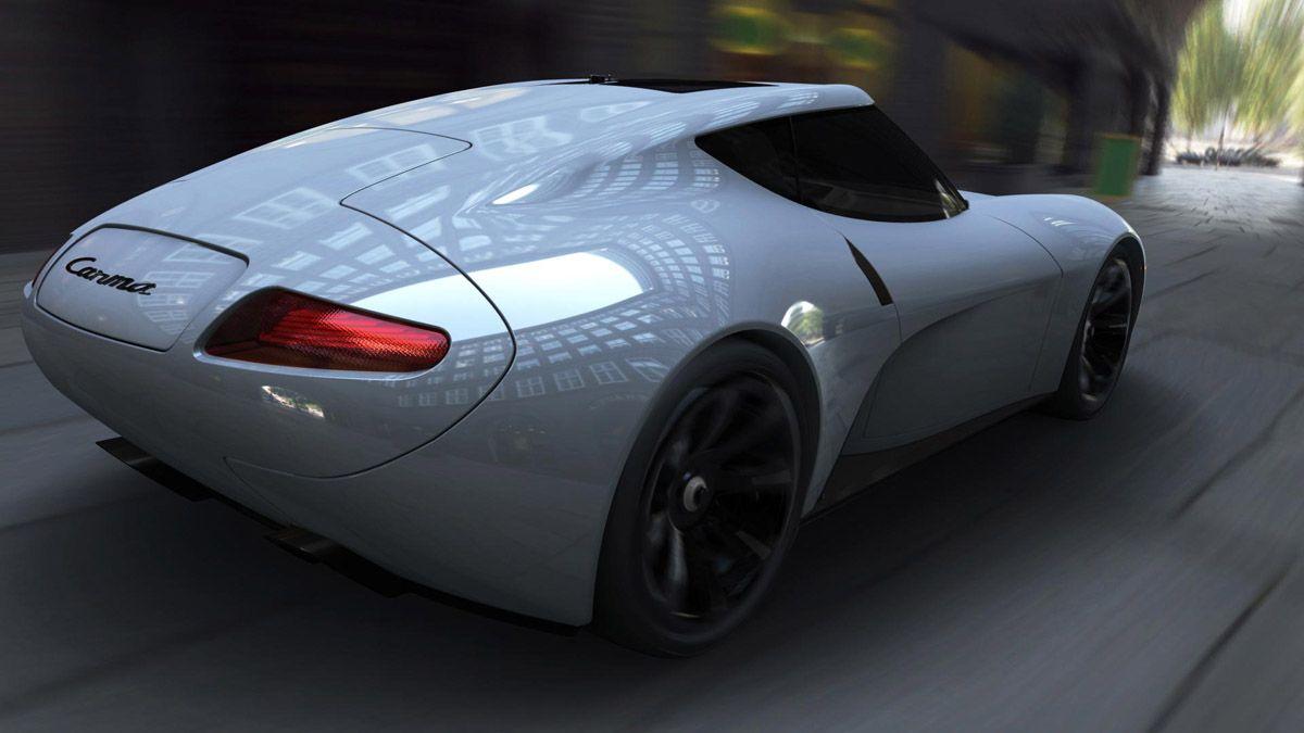 Porsche concept cars google search