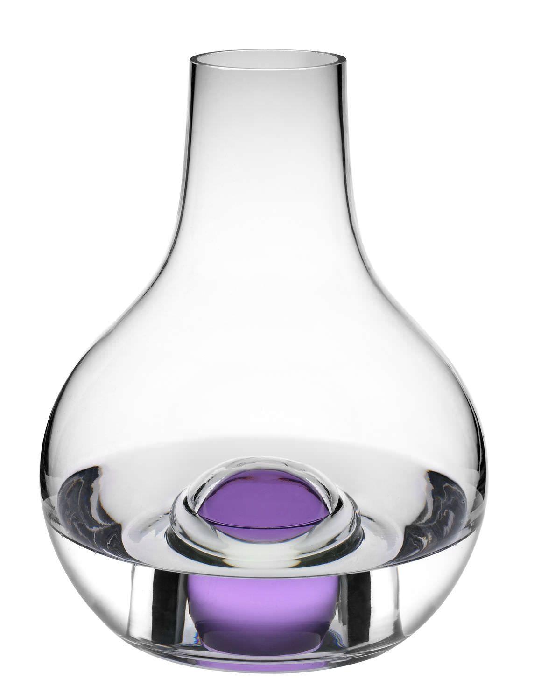 contemporary glass vase  barbara by nina jobs  design house  - contemporary glass vase  barbara by nina jobs  design house