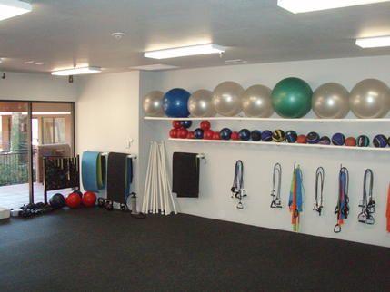 aerobic room  studio interior room design workout rooms