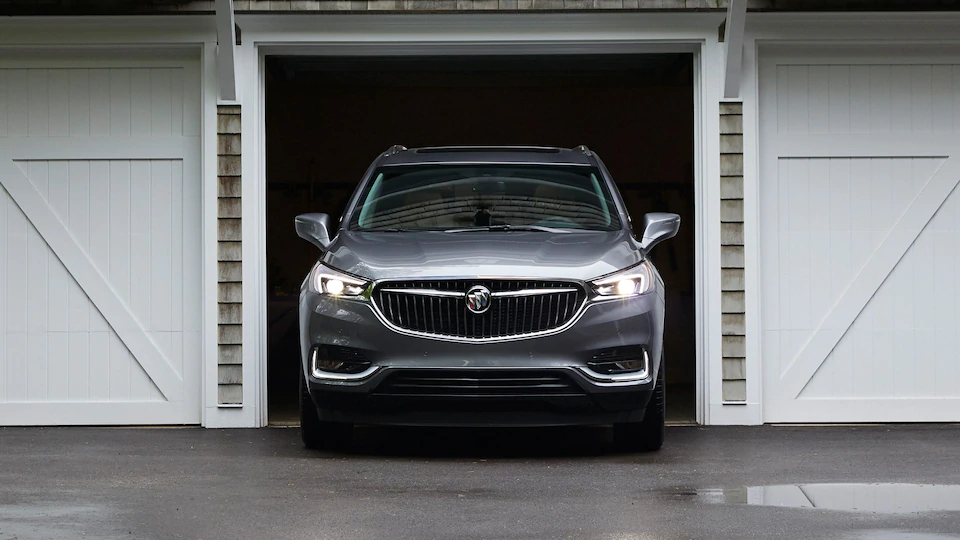 2019 Buick Enclave Mid Size Luxury Suv Model Details Luxury Suv Buick Enclave Suv Models