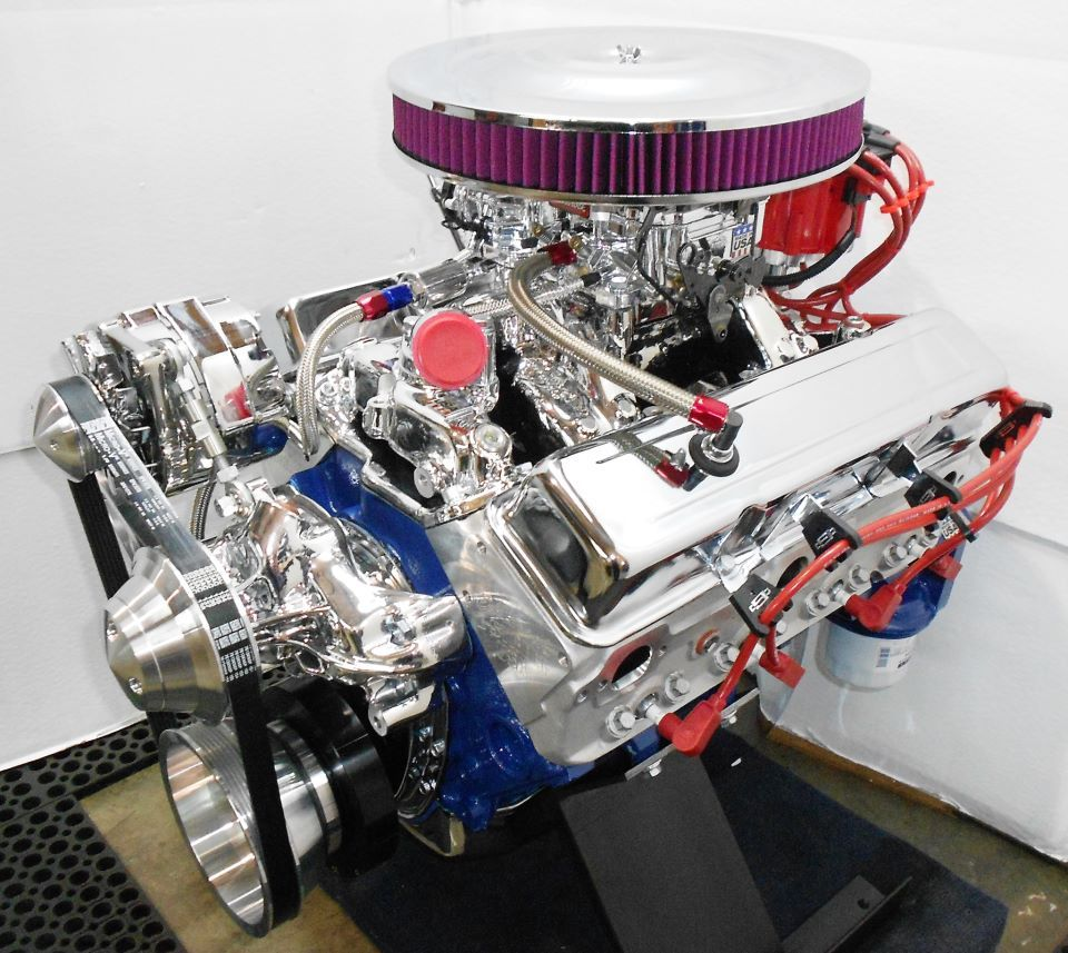 Chevy 350 turn key muscle car engine http www enginefactory com