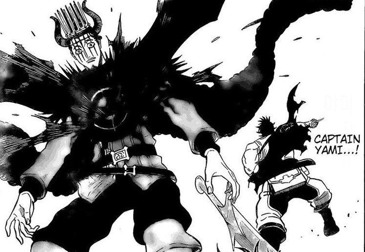 BLACK CLOVER CHAPTER 246 in 2020 | Black clover anime ...